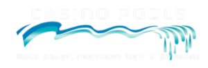 Casino Pools & Spas Logo